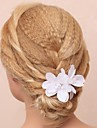 Women\'s/Flower Girl\'s Cotton/Fabric Headpiece - Wedding/Special Occasion/Outdoor Flowers