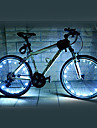 Cykellyktor / hjul lampor LED Cykelsport Vattentät AA Lumen Batteri Cykling-FJQXZ®