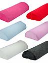 Handduk Tyg Soft Hand Kudde Kudde Rest Nail Art Behandling (Random färg)