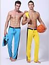 Fashion Men\'s Causaal Sport Pants Men Loose Comfy Running Long Pants Man Polyester joggingbroek