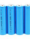 5000mAh 18650 Batteri (4st)