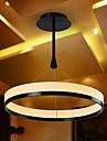 Lampe suspendue ,  Contemporain Autres Fonctionnalite for LED MetalSalle de sejour Chambre a coucher Salle a manger Cuisine Bureau/Bureau