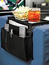 56 * 32 * 2cm oxford boites canape de stockage avec six poches
