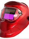sol li batteri auto mörknande tig / MIG / MMA / mag elektriska svetshjälmar