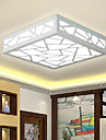 Creative Wood Carving Water Cube  LED White Ceiling Lights (AC85~265V)
