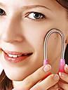 1pcs visage epilateur epilateur corps de visage ressort epilateur epistick pour les femmes (19cm)