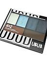 4 Ögonskuggspalett Ögonskugga palett Puder Normal Sotig makeup / Vardagsmakeup