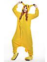 New Cosplay  Pikachu Polar Fleece Adult Kigurumi Pajama