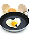 Heart-shaped Fried Egg Mold