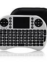 ipazzport kp-810-21 2.4G trådlös 92 tangenter tangentbord med pekplatta för Google TV box / ps3 / st