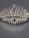 Women\'s Alloy Headpiece-Wedding Tiaras