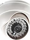 hdd® tercio de pulgada CCD 960H 700 tv camara domo IR linea effio sony para interiores