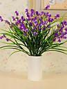 pânză de mătase plastic de înaltă calitate floare simulare iris
