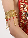 Belly Dance Women's Fashion Bell Tassel Bracelet with Ring(Each Piece)