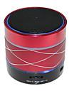 Trådlösa Bluetooth-högtalare 2.0 CH Bärbar / Mini / Support Minneskort