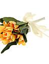 """Flori de Nuntă Rotund Buchete Nuntă Poliester 8.66""""(Approx.22cm)"""