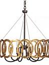 MAX:60W Lustre ,  Traditionnel/Classique Dore Fonctionnalite for Style Bougie MetalChambre a coucher / Salle a manger / Bureau/Bureau de