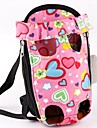 Carriers & Travel Backpacks Fabric Portable Pink