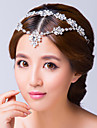Women\'s Alloy / Cubic Zirconia Headpiece-Wedding / Special Occasion Head Chain Clear