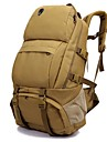 50 L Backpacker-ryggsäckar Camping Klättring Fritid Sport Resa Utomhus Prestanda Fritid SportVattentät Snabb tork Regnsäker Vattentät