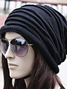 Unisex Korean Style Folding Knitting Wool Cap