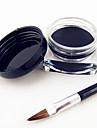 EyeLiner Waterproof Noir avec Pinceau