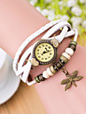 wanbao millesime montre bracelet de tissage des femmes
