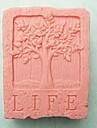 arbre de vie en forme de gateau fondant moule en silicone chocolat