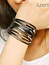 leather Charm Bracelets Lureme Multi-layers Leather Bracelet