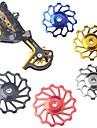 Mixim c11 mountainbike aluminiumlegering 11t bakväxeln cnc styrrulle