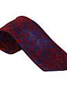 Burgundia&albastru inchis model cravată