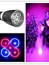 5W E26/E27 LED-spotlights MR16 5 Högeffekts-LED 500 lm Lila AC 85-265 V
