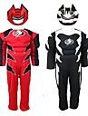 Cosplay Kostymer/Dräkter / Festklädsel Superhjältar Festival/Högtid Halloween Kostymer svart Lappverk Leotard/Onesie / MaskHalloween /