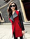 l.h.l mai recentă european haină de moda de iarnă