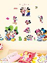 stickers muraux Stickers muraux, bande dessinee Mickey pvc stickers muraux