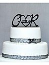 Cake Toppers Personalized Wood Cake Topper