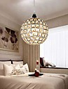 60W Pendant Light ,  Modern/Contemporary Others Feature for Crystal Metal Living Room