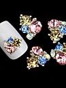 Vackert/Bröllop - Finger/Tå - Nagelsmycken/Glitter - av Metall - 5PCS - styck 4*3*1 - cm