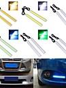 LED - Dimljus/Varselljus/Instrumentljus/Läslampa/Blinkerljus/Bromsljus/Backljus/Inspektion lampa/Dörrlampa ( 6000K , Dekorativ ) - Bilar