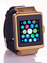 UPAD P6 Smartwatch handsfree samtal / media / meddelande / kamerakontroll för android&ios
