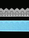 dentelle outils moule fondantes Moule a sucre cake en silicone decoration