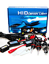 12V 55W H4 AC Xenon HID Hight / Low kit de conversion 8000K
