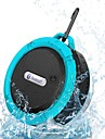 haut-parleurs sans fil Bluetooth 2.1 CH Portable / Outdoor / Waterproof / Mini / Bult-in mic