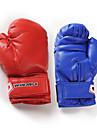 Gants de Boxe Doigt complet Resistant aux Chocs Boxe Rouge / Bleu