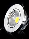 6W Takglödlampa 1 Högeffekts-LED 500-600ml lm Varmvit / Kallvit Dekorativ AC 85-265 V 1 st