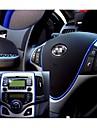 autocollant de voiture fil de decoration autocollants style automobile voiture pater interieure corps Exterieur Interieur modifier