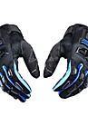 Motorcykel Handskar Helt finger Polyester/Lycra/Terylene/Mesh M/L/XL Röd/Svart/Blå
