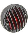 röd + varm vit hög effekt broms registreringsskylt glödlampa för Harley-Davidson