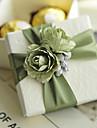 6 Piesă/Set Favor Holder-Cubic Hârtie cărți de masă Cutii de Savoare Cutii de Cadouri Nepersonalizat
