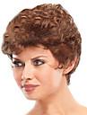 kort hår peruker vita kvinnor europeiska syntetiska svarta kvinnor peruker naturliga korta peruker